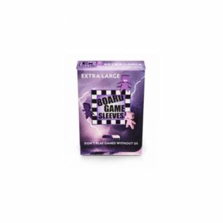Kartenspiel-Hülle, extra groß (50 Stück, 65 x 100 mm), blendfrei