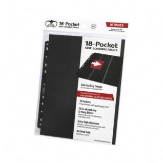 18-Pocket Side-Loading Supreme Pages Schwarz - 10