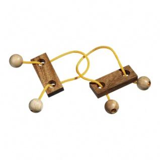 Doppelpuzzle - Denkspiel - Knobelspiel - Geduldspiel