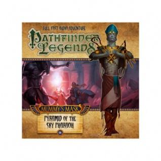 Pathfinder Legends - Pyramid of the Sky Pharaoh - Audio-CD