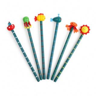 Bleistifte - Meeresfreunde