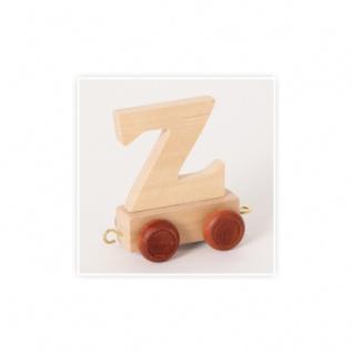 Buchstaben-Waggon Z