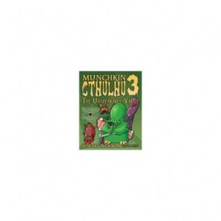 Munchkin Cthulhu 3 - Un Vault - englische Ausgabe