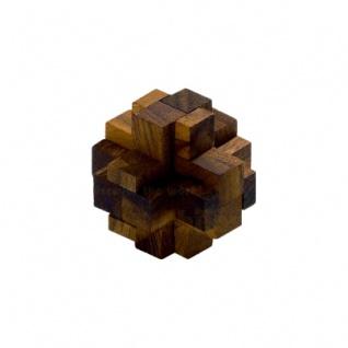 Centaurus - 12 Puzzleteile - Denkspiel - Knobelspiel - Geduldspiel