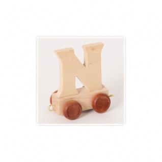 Buchstaben-Waggon N - Vorschau 1