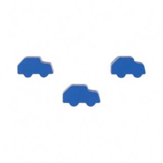 Kleinwagen - Pkw - Auto - 21x12x8mm - blau