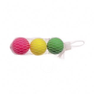 Beachball Ersatzbälle - bunt - 3 Stück