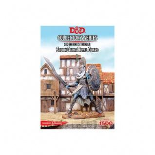 DundD Storm Kings Thunder - Storm Giant Royal Guard - 1 Figur