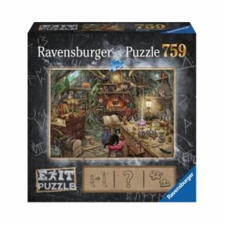 Puzzle - EXIT Hexenküche
