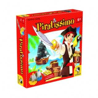 Piratissimo - englische Ausgabe