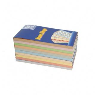 Bingo 1-90 Ersatzblöcke 10 Stück - 600 Bögen
