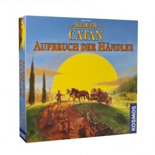Siedler von Catan - Aufbruch der Händler