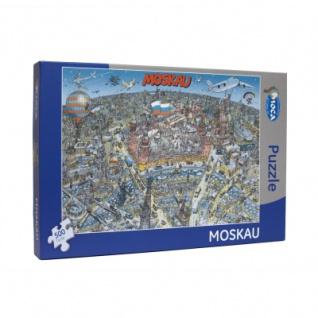 Moskau - Puzzle - Vorschau 1