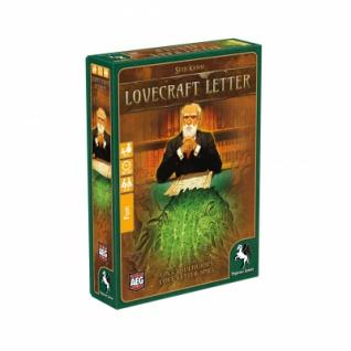Lovecraft Letter (deutsche Ausgabe)