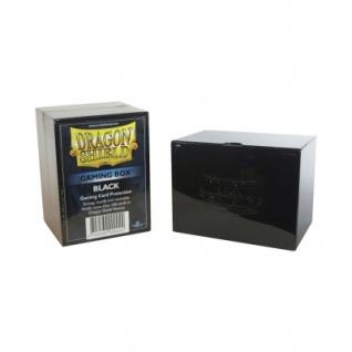 Dragon Shield - Gaming Box 100+ - Schwarz