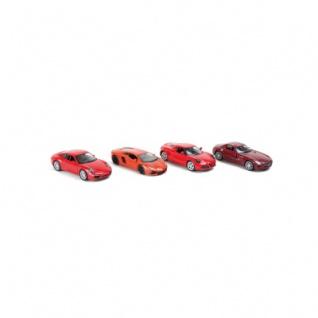 Display Sportwagen Rot