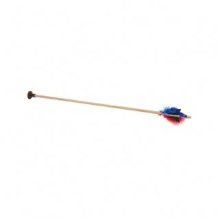 für Indianer Räuber #3935 Pfeil und Bogen mit 3 Pfeilen Kinderbogen Holz 100cm