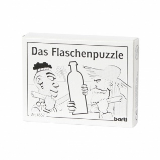 Das Flaschenpuzzle