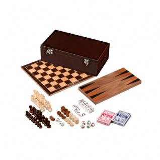 Holz-Spielesammlung 6 - Box - Vorschau