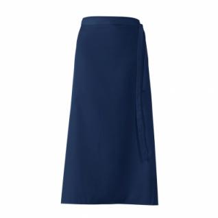 Bistro-Vorbinder - marine-blau - 100x100 cm