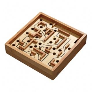 Labyrinth - klein - Bambus