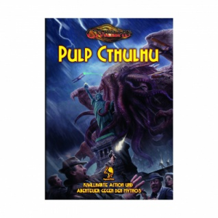 Cthulhu - Pulp Cthulhu (Hardcover) - limitierte Ausgabe