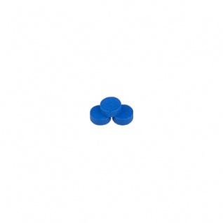 Scheibe - Merkur - 10x4mm - blau
