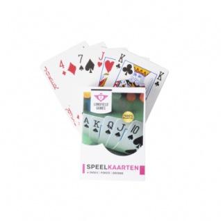 Spielkarten 54 Blatt