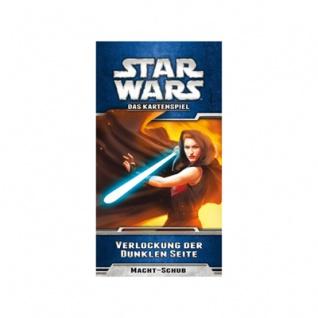 Star Wars Kartenspiel LCG - Verlockung der Dunklen Seite - Echos der Macht Zyk. 2