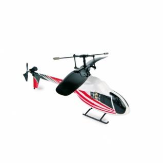 Infrarot Helikopter - rot