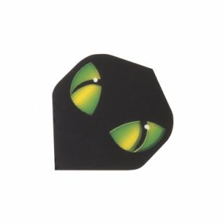 3 x Fly Polymet - Standard Flight - Polyester - Augen