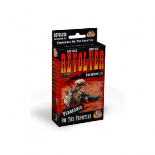 Revolver - Vengeance on the Frontier Expansion