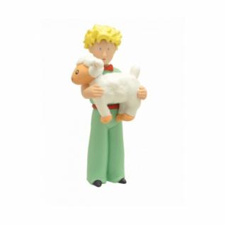 Der kleine Prinz - Figur Kleine Prinz mit Schaf