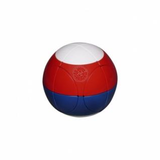 Sphere Flag weiß - rot & blau Level 3
