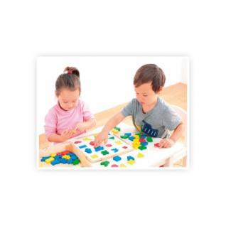 Zuordnungsspiel Farben und Formen - Vorschau 4