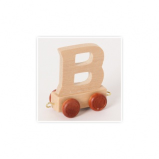 Buchstaben-Waggon B