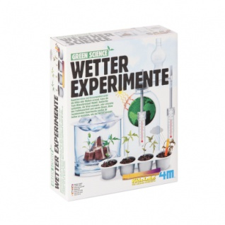Green Science - Wetter Experimente