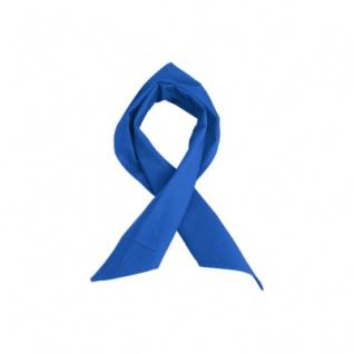 Dreiecktuch - königsblau