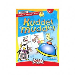 Kuddelmuddel - Empfohlen Kinderspiel 2013