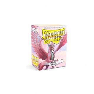 Dragon Shield Matte - Pink - 100 Stück