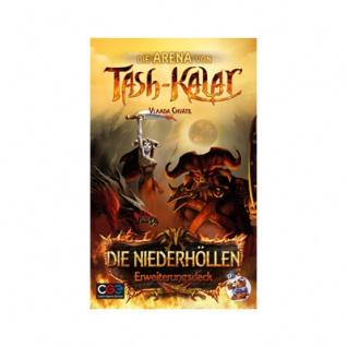 Tash Kalar - Die Niederhöllen Erweiterung