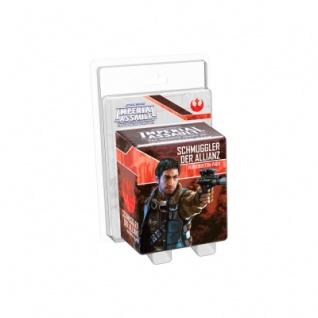 Star Wars - Imperial Assault - Schmuggler der Allianz - deutsch