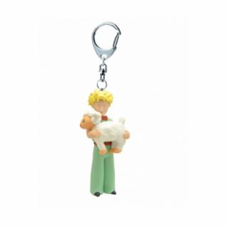 Der kleine Prinz - Kleine Prinz mit Schaf, Schlüsselanhänger