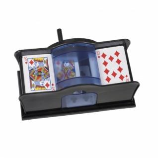 Kartenmischmaschine aus Kunststoff