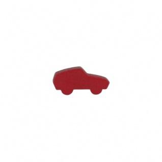 Auto - Pkw - gross - 36x17x12mm - rot - Vorschau 2