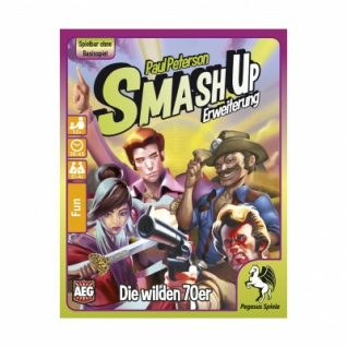Smash Up - Die wilden 70er - Vorschau 3