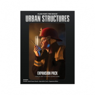 Flash Point - Fire Rescue - Urban Structures Expansion - Vorschau