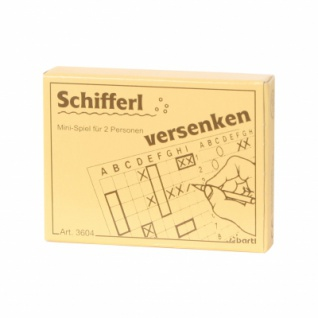 Schifferl versenken