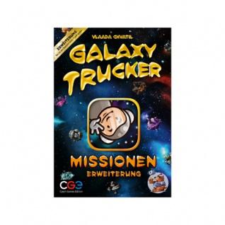 Galaxy Trucker - Missionen - Erweiterung