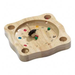 Tiroler Roulette - groß - Hevea-Holz